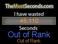 The Most Seconds